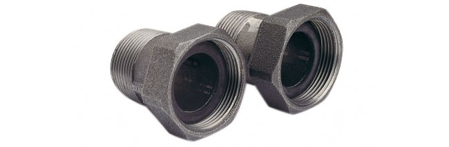 Jeu raccords union/circulateur de 20 à 33